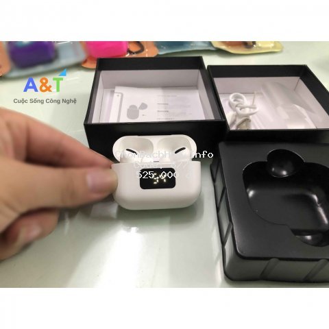 Tai Nghe Bluetooth i69 TWS 5.0 định vị đổi tên, Tai nghe không dây tai nghe bluetooth dành cho IOS và Androi -A&T stores