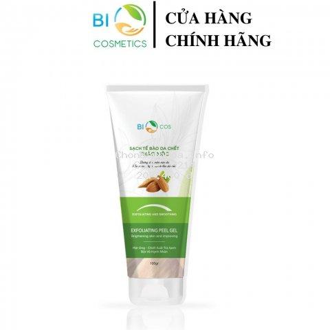 Tẩy Tế Bào Chết Da Mặt Làm Sạch Dưỡng Ẩm Làm Sáng Mịn Da  Da Bio Cosmetic 100ml - 8935151510445