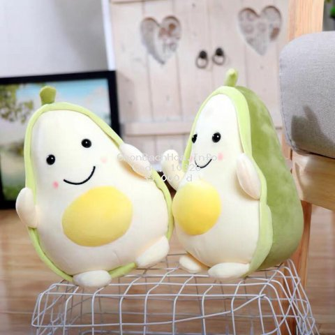 Trái cây bơ đáng yêu