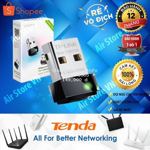 USB WIFI NANO TP-LINK 725
