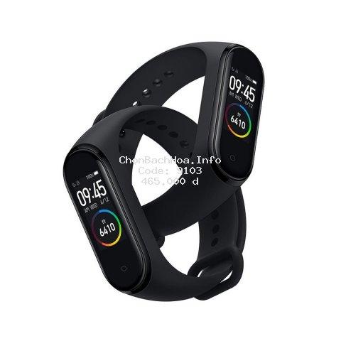 Vòng đeo tay Xiaomi Mi Band 4 ?HÀNG XỊN? Có Tiếng Việt - Chính hãng