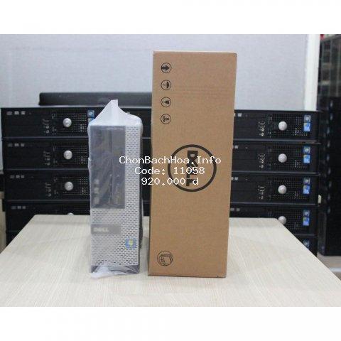 Xác Barebone Đồng Bộ Dell Optiplex 7020 / 9020 chạy full CPU SK 1150 , Nguyên bản 100% , mới 99% , Full Box