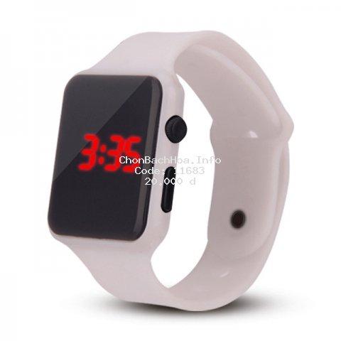 Đồng hồ điện tử năng động phong cách thể thao cho nam