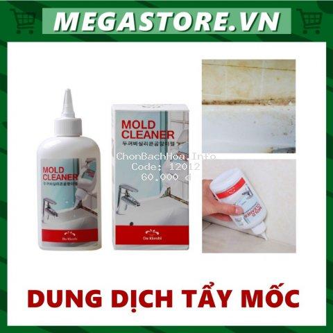 Dung Dịch Tẩy Mốc, Tẩy Nhựa Đa Năng Mold Cleaner 220ml