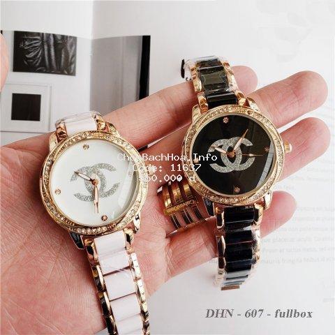 [Full box+ bảo hành 12th] Đồng hồ nữ Chanel - Bản cao cấp tặng hộp đi kèm sang trọng watchautoshop