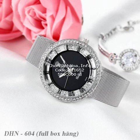 [Full box hãng rolex] Đồng hồ nữ rolex - dây kim loại hàng cao cấp bảo hành 12th watchautoshop