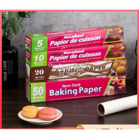 Giấy nến Barking paper