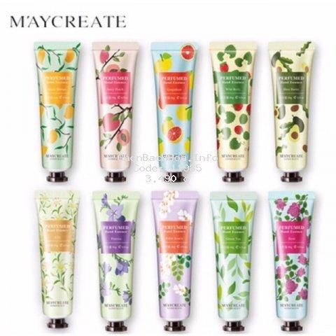 Kem dưỡng da tay Maycreate Flower of Story Perfumed Hand Essence Chính hãng Hàng Nội địa Trung MKT019