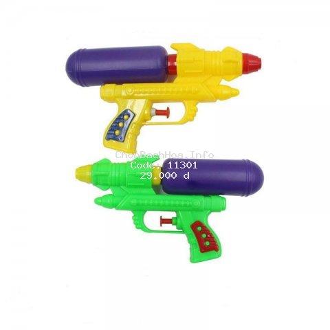 [Mã TOYNOV hoàn 20K xu đơn 50K] Đồ chơi súng nước vận động ngoài trời cho bé - giao màu ngẫu nhiên