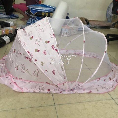 Màn chống muỗi cho bé - Thương Hiệu Kiều Phi - Màn Việt xuất khẩu