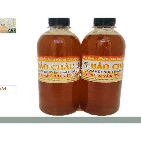 Mật ong nguyên chất loại Đặc biệt 1 lít