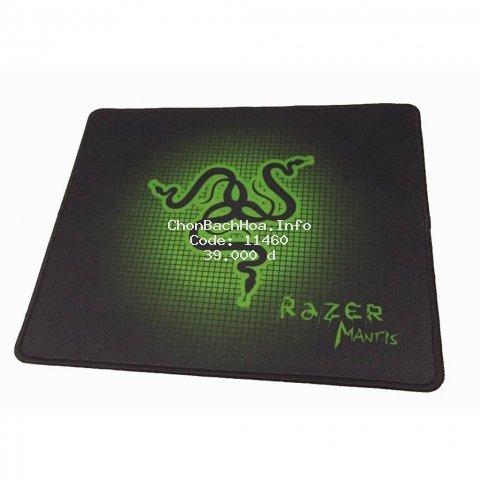 Miếng lót chuột thảm lót chuột bàn di chuột may viền 2 lớp 200 x 240 x 1.5mm