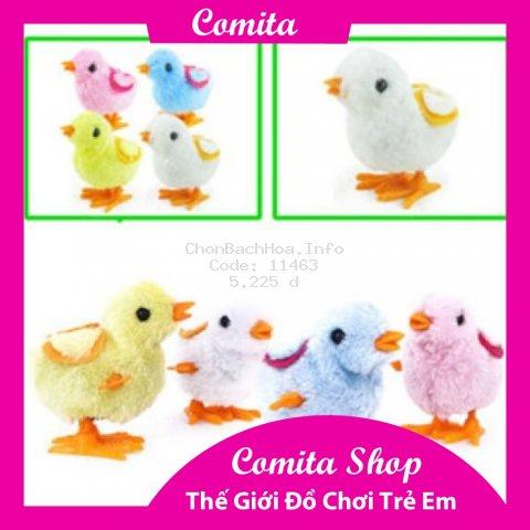 [Siêu Hot] Đồ chơi gà con vặn dây cót cực kì dễ thương dành cho trẻ em COMITA
