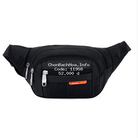 Túi đeo bụng Sport, túi bao tử thời trang MG8006-MG8009-MG8010