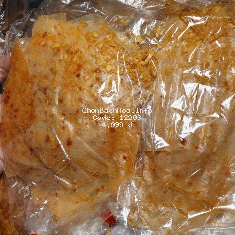 Bánh tráng Muối Tỏi Xì Ke (đọc mô tả) ~5Og-8Og (not mini 20g) giá sỉ từ 25b ?? hình 9 muối nhuyễn