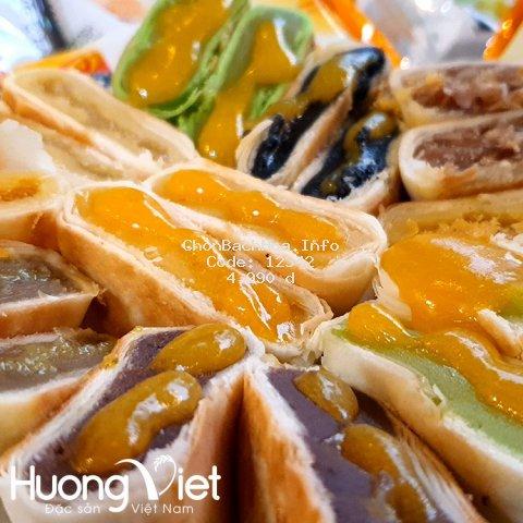 【 GIÁ SỐC 5K】Bánh pía kim sa Tân Huê Viên 10 vị mới