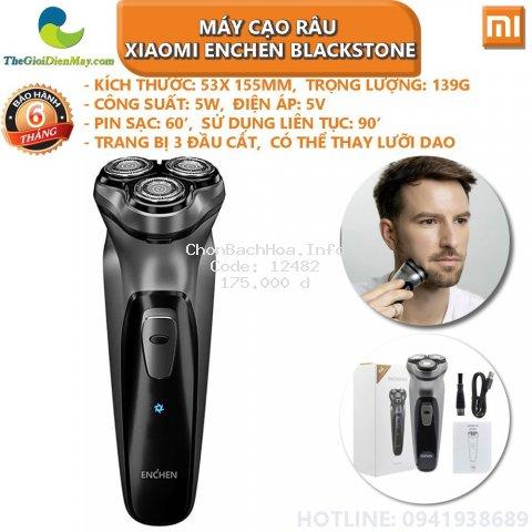 Máy cạo râu Xiaomi Enchen BlackStone - Bảo hành 6 tháng