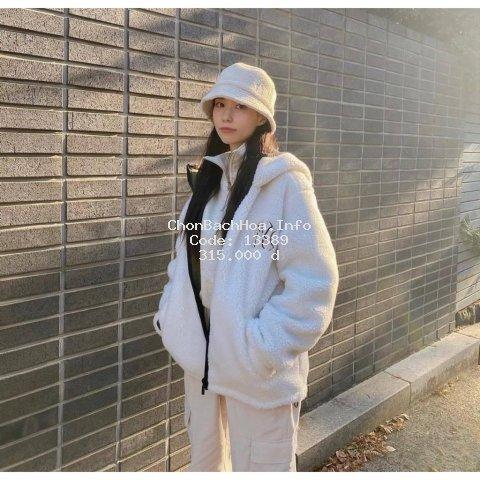 Áo khoác dạ lông xù, áo khoác nữ đẹp, chất vải đẹp, kiểu dáng thời trang, hàng đẹp, may kỹ, có đủ size