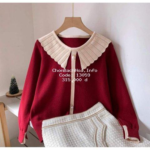 Áo len nữ, chất len ấm,mịn, không xù, kiểu dáng  năng động