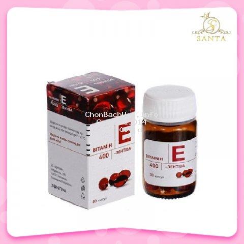 [AUTH] Vitamin E Đỏ Nga MIRROLLA Hàm Lượng 400mg Giúp Trống Lão Hóa, Làm Đẹp Da, Sáng Da, Giúp Da Căng Bóng