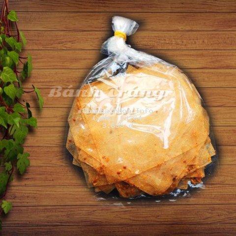 Bánh Tráng Muối Nhuyễn Xì Ke Muối Tỏi Mini ? Lò SX ? Bánh Phơi Sương Muối Tây Ninh ?CAY + GHIỀN + ĐẬM ĐÀ? AnAnFoods