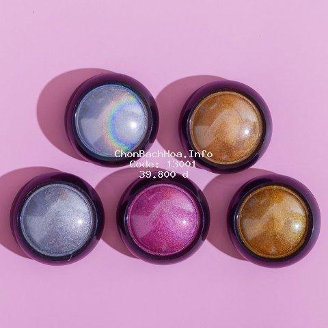 Bột tráng gương Vinimay chính hãng - 5 màu bột tráng gương nail mịn bám móng bán chạy nhất  (lẻ 1 hũ)