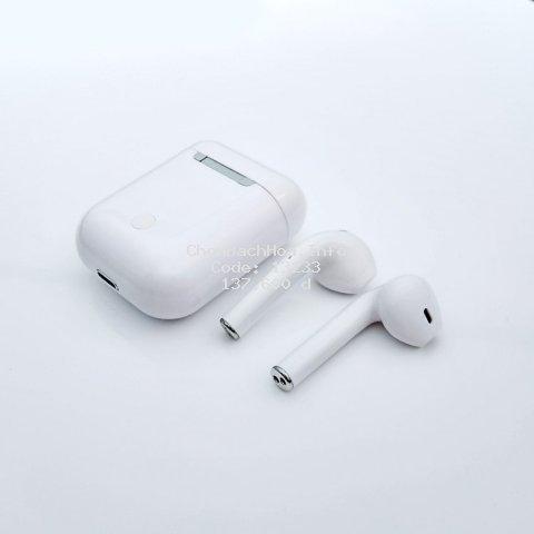 [FreeShip – Thanh lí 1 ngày] Tai Nghe Bluetooth TWS i12 5.0 Cảm Ứng Cực Nhạy Tăng Chỉnh Âm Lượng 1 Đổi 1 Trong 30 Ngày
