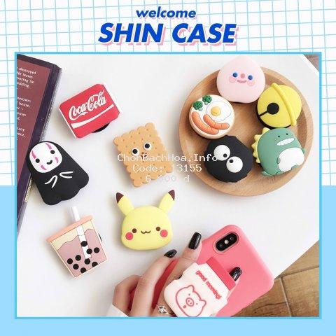 Giá Đỡ Chống Lưng Cho Phụ Kiện popsocket điện thoại Tai Nghe Bluetooth Airpod Airpods i12 Iphone – Shin Case