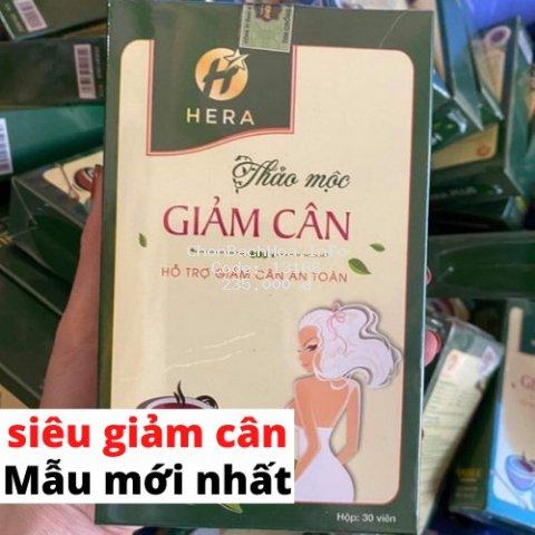 Giảm Cân Hera - Giảm Cân Nhanh, An Toàn