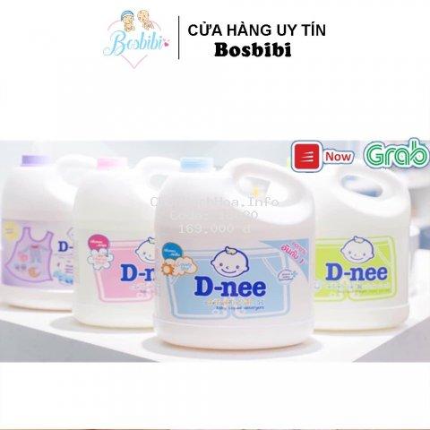 Nước giặt Dnee Thái Lan 3000ml - Chính hãng Công Ty Đại Thịnh