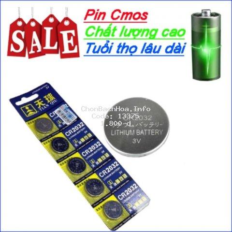 ⚡⚡ Pin cmos CR2032