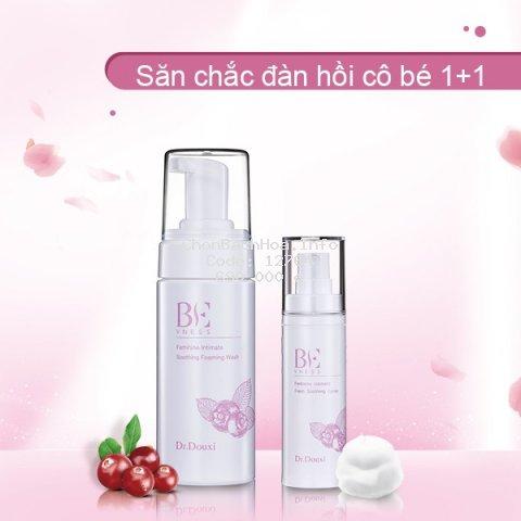 【Set 2 sản phẩm vệ sinh】Dung Dịch Vệ Sinh Dr.Douxi + Xịt Phụ Khoa Dr.Douxi