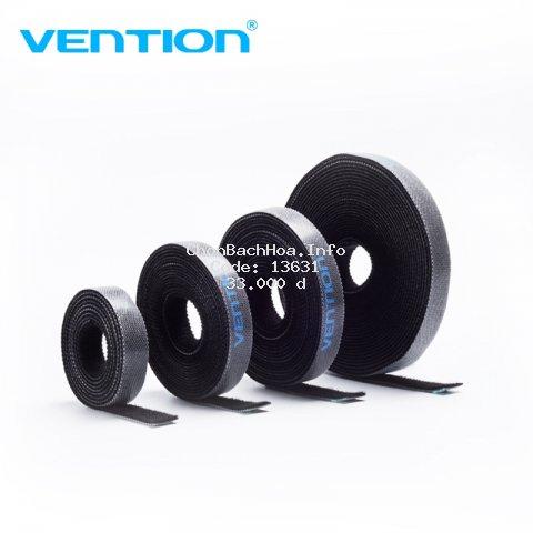 Cuộn dây quấn Vention cố định dây cáp chống rối tiện lợi