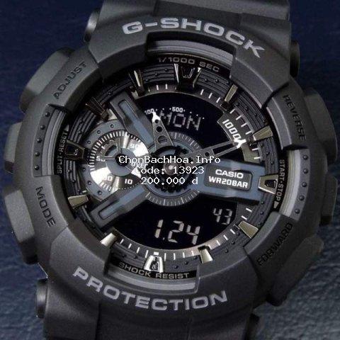 Đồng hồ thể thao nam, nữ GA100 đẹp, bền, phong cách, cá tính -Duong.watches