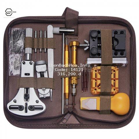 [LIMITED] Bộ dụng cụ sửa đồng hồ chuyên nghiệp Golden Man - phiên bản nâng cấp giới hạn