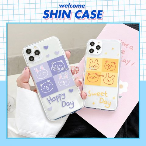 Ốp lưng iphone Sweet Day Trong 5/5s/6/6plus/6s/6splus/7/7plus/8/8plus/x/xr/xs/11/12/pro/max/plus/promax