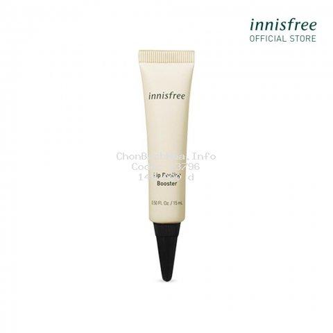 Tẩy tế bào da chết cho môi innisfree Lip Peeling Booster 15ml