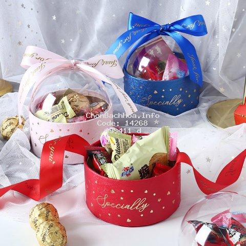 Túi Giấy Đựng Bánh Kẹo Cho Dịp Năm Mới