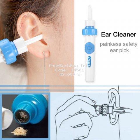 Máy lấy ráy tai an toàn tiện lợi chất lượng cao