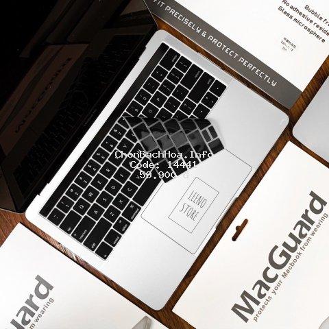 Miếng Lót Silicon Bảo Vệ Bàn Phím Macbook M1, Macbok Pro, Macbok Air (Touchbar, Non-Touchbar), Full Model 2010-2021