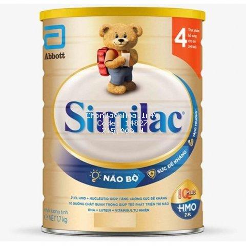 [Mã FMCG8 giảm 8% đơn 500K] Sữa Bột Similac 4 HMO 1.7kg