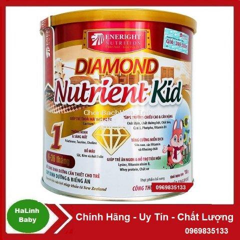 [Mã FMCG8 giảm 8% đơn 500K] Sữa Diamond Nutrient kid số 1 và 2 700g ( Date Mới Nhất )..