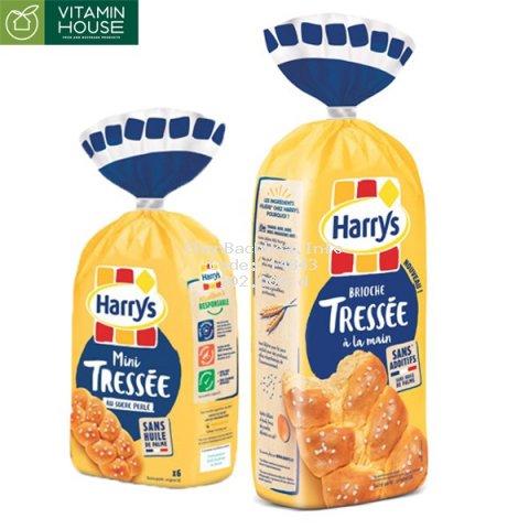[Mã GROSALEHOT giảm 8% đơn 250K] Bánh Mì Hoa Cúc Pháp Harrys 500g và 210g mẫu mới 2020 [VITAMIN HOUSE]