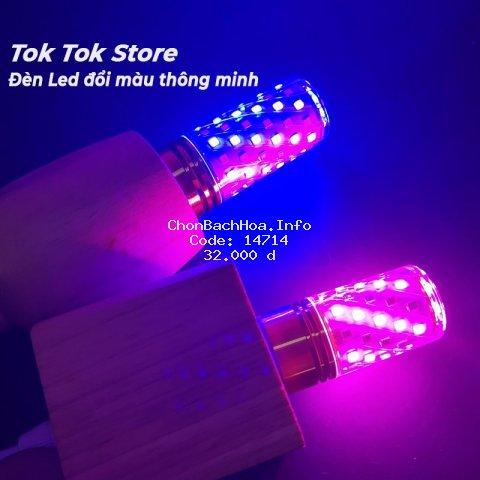 [Mã LIFEHOT10K giảm 10K đơn 20K] Đèn LED tiktok đổi màu 3 trong 1 đèn led toktok cực đẹp bền xịn