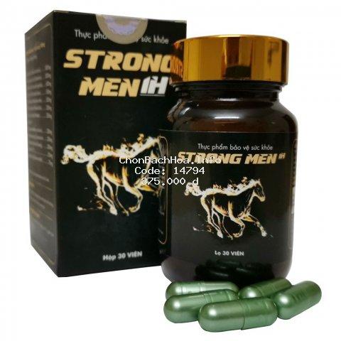 Strongmen 1h bản tăng cường sinh lý nam giới kéo dài thời gian quan hệ