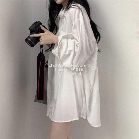 Áo Sơ Mi Kiểu Nữ Màu Trắng chất lụa hàn đẹp dài tay phong cách ulzzang vintage hàn quốc cao cấp trơn  kozoda SM31