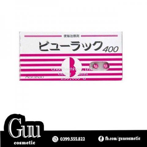 Hộp 8 vỉ viên uống detox nhuận tràng Keton Diet Kokando Nhật Bản