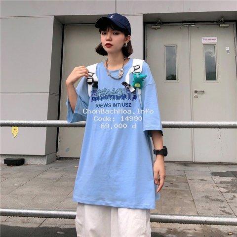 [Mã WASTUP24 giảm 10K đơn 50K] Áo thun tay lỡ unisex Yinxx, áo phông form rộng ATL906