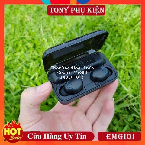 Tai nghe True Wireless Amoi F9 PRO Bluetooth 5.0 | Bản Quốc Tế | Cảm Ứng | Chống Nước